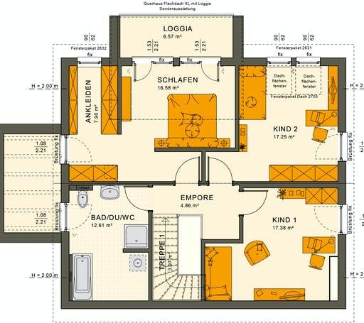 Sunshine 165 V5 Floorplan 4
