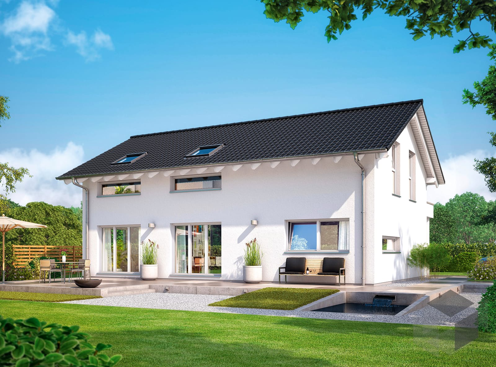 sunshine 310 von weberhaus komplette daten bersicht. Black Bedroom Furniture Sets. Home Design Ideas