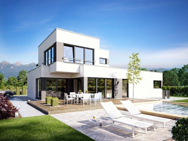 Superio von Büdenbender Hausbau Außenansicht 1