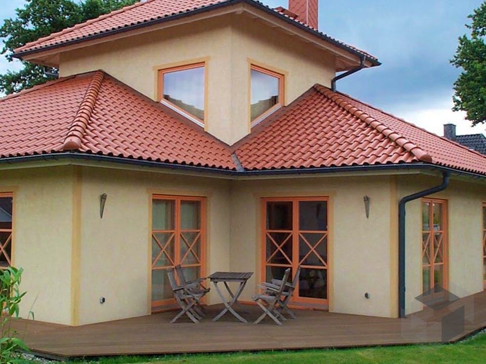 Susanne (KfW-Effizienhaus 40) von Dammann-Haus Außenansicht