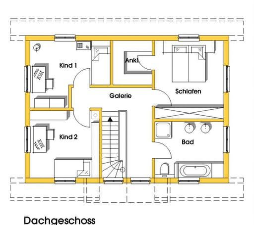 Svantje (KfW-Effizienzhaus 55) floor_plans 0