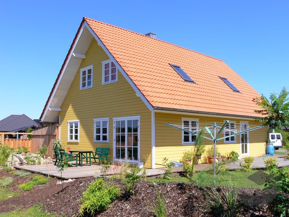 Svendborg von Fjorborg Außenansicht
