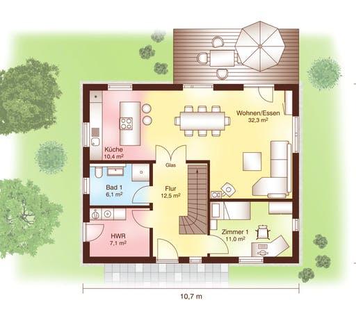 Svendborg Floorplan 1