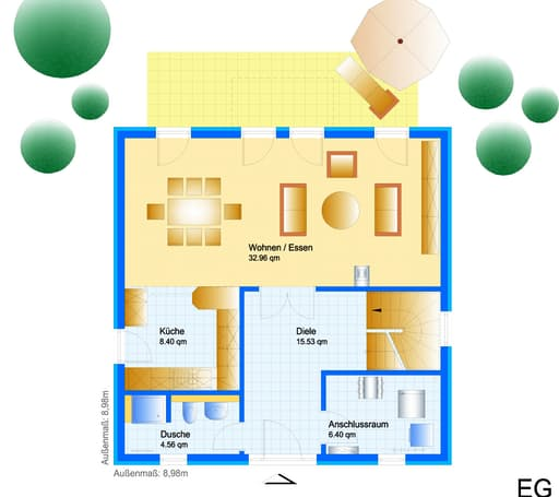 Schwabenhaus - Swing 79 floor_plans eg