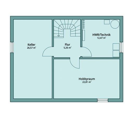 Talbau-Haus 111 Floorplan 3