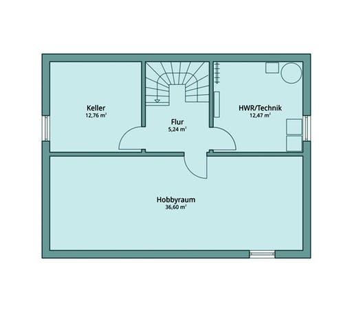 Talbau-Haus 112 Floorplan 3
