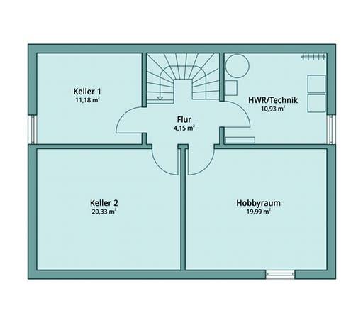 Talbau-Haus 113 Floorplan 3