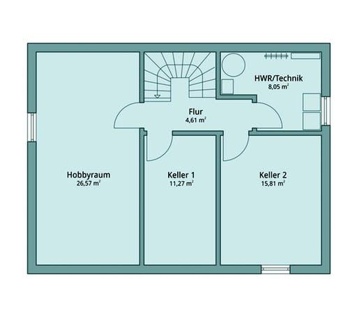 Talbau-Haus 114 Floorplan 3