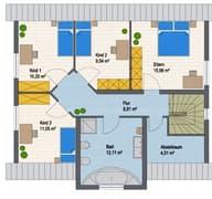 Tannenallee 147 Grundriss