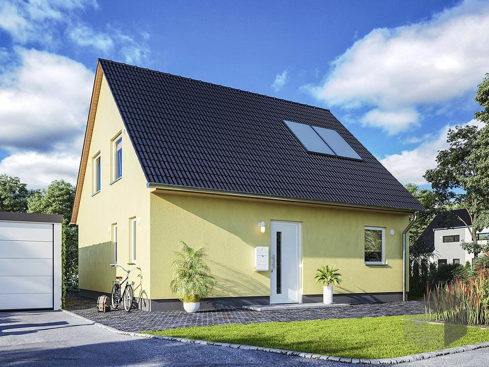 Aspekt 110 von Town & Country Haus Außenansicht