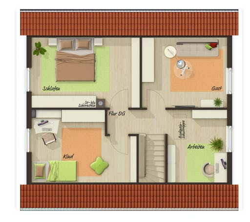Town & Country - Aspekt 133 Floorplan 2