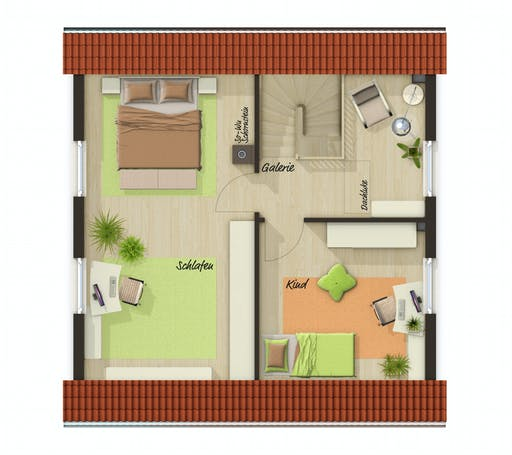 Town & Country - Aspekt 90 Floorplan 2