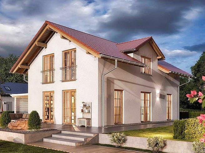 Bodensee 129 - Süd von Town & Country Haus Deutschland Außenansicht 1