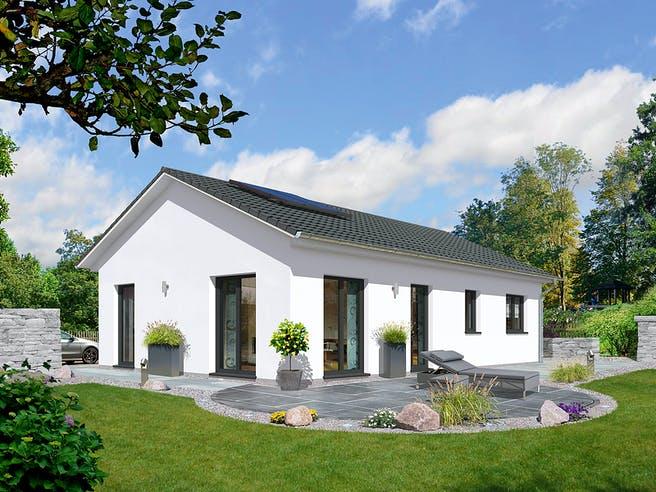 Bungalow 100 von Town & Country Haus Deutschland Außenansicht 1