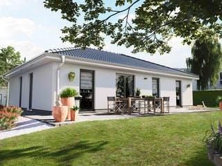 Bungalow 110 von Town & Country Haus Außenansicht 1