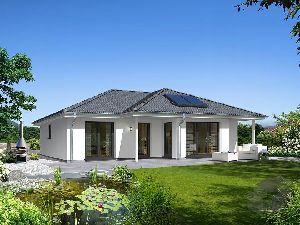 Bungalow 128 von Town & Country Haus Deutschland Außenansicht
