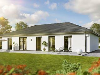 Bungalow 131 von Town & Country Haus Deutschland Außenansicht 1