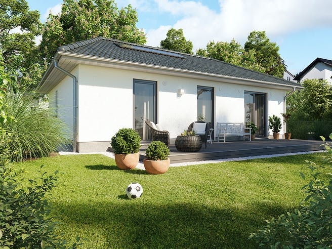 Bungalow 78 von Town & Country Haus Deutschland Außenansicht 1