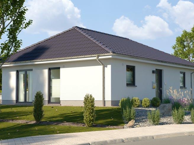 Bungalow 92 von Town & Country Haus Deutschland Außenansicht 1