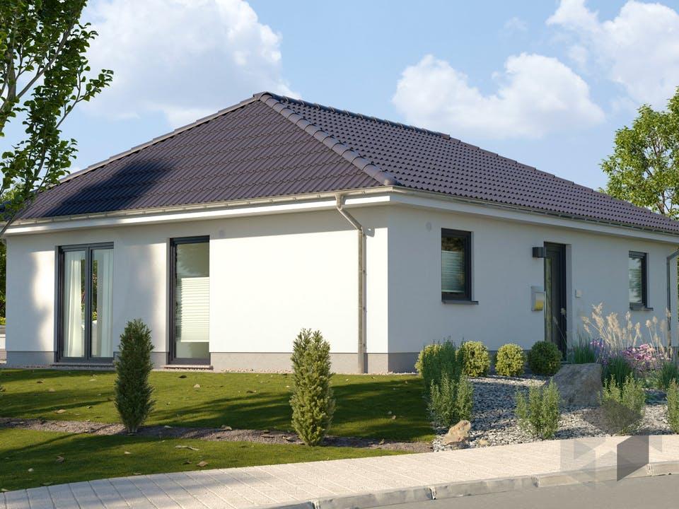 Bungalow 92 von Town & Country Haus Außenansicht