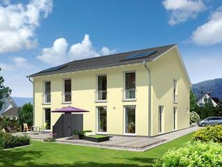 DH Aura 125 von Town & Country Haus Deutschland Außenansicht 1