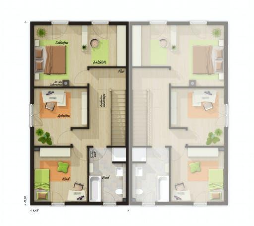 Town & Country - DH Aura 125 Floorplan 2