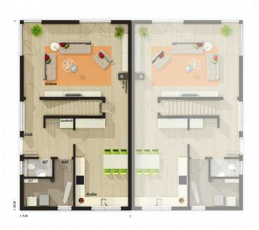 Town & Country - DH Aura 136 Floorplan 1