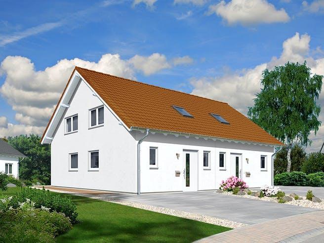 DH Behringen 116 von Town & Country Haus Deutschland Außenansicht 1