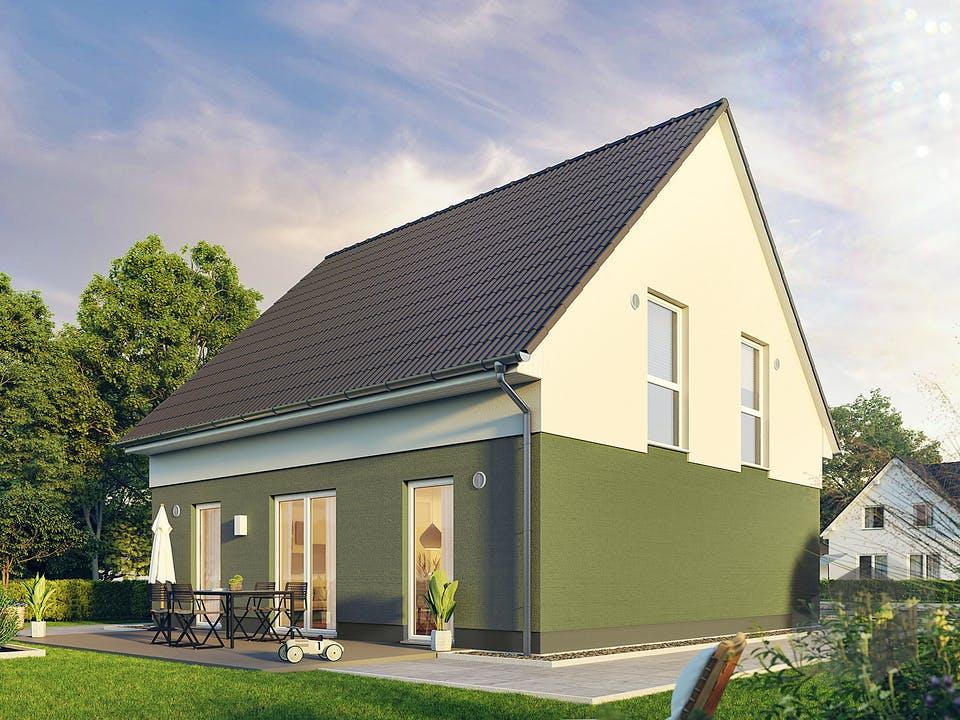Edition Clever 138+ von Town & Country Haus Deutschland Außenansicht