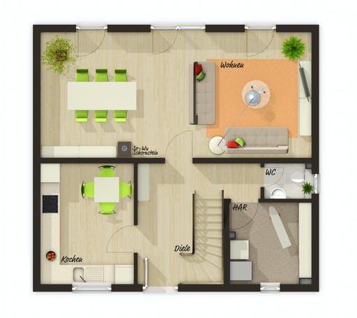 Town & Country - Fair 113 Floorplan 1