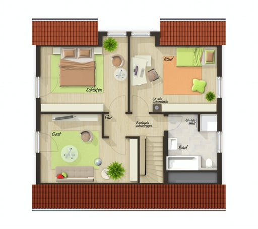 Town & Country - Flair 125 Floorplan 2