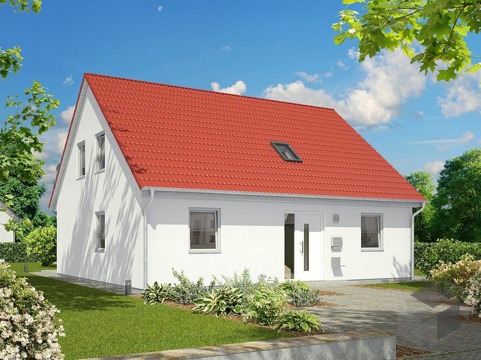 Mitwachshaus Flair 148 von Town & Country Haus Deutschland Außenansicht
