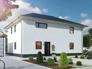 Stadthaus Flair 180 DUO von Town & Country Haus Außenansicht 1