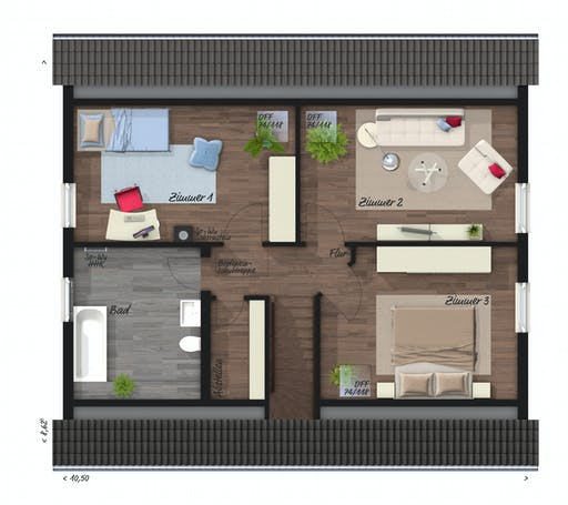 Town & Country - Forever Young Floorplan 2