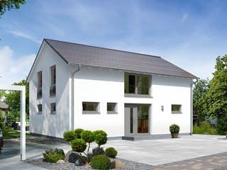 Landhaus 142 Modern von Town & Country Haus Außenansicht 1