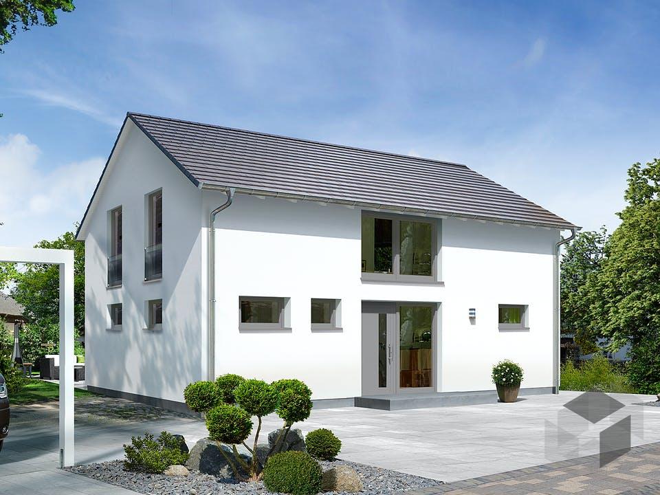 Landhaus 142 Modern von Town & Country Haus Außenansicht
