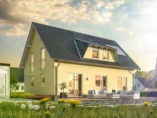 Landhaus 142 von Town & Country Haus Deutschland Außenansicht 1
