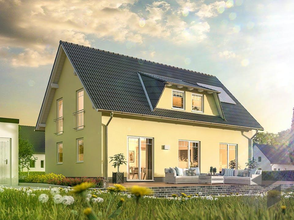 Landhaus 142 von Town & Country Haus Deutschland Außenansicht
