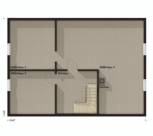 Town & Country - Landhaus 142 Floorplan 3