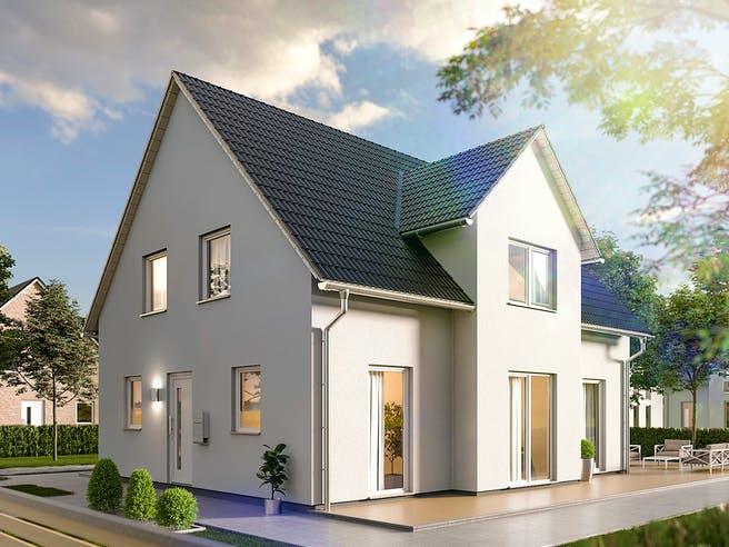 Lichthaus 152 von Town & Country Haus Deutschland Außenansicht 1