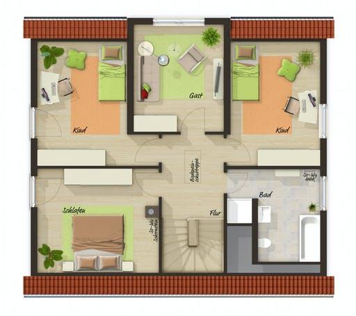 Town & Country - Lichthaus 152 Floorplan 2
