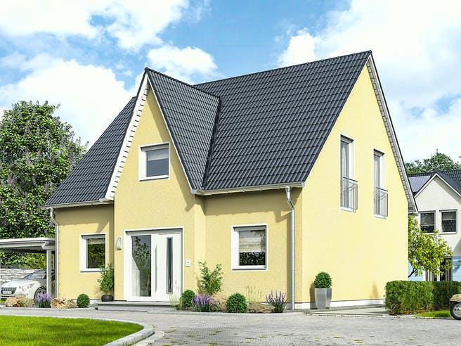 Lifestyle 120 von Town & Country Haus Deutschland Außenansicht 1