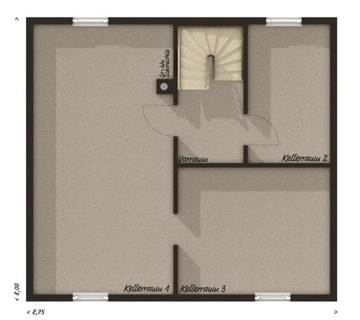 Town & Country  - Raumwunder 100 Floorplan 3