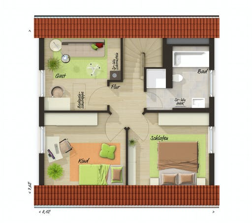 Town & Country - Raumwunder 90 Floorplan 2