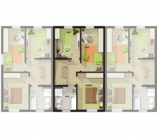 Town & Country - RH Mainz 128 Floorplan 2