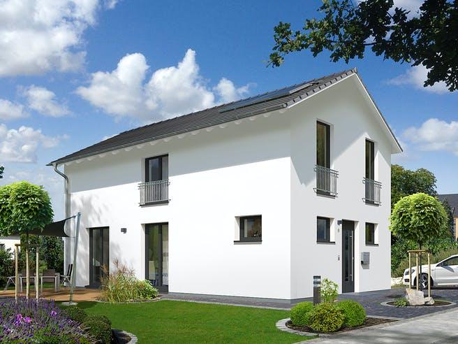Stadthaus Aura 125 von Town & Country Haus Außenansicht 1