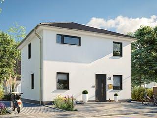 Stadthaus 100 von Town & Country Haus Deutschland Außenansicht 1
