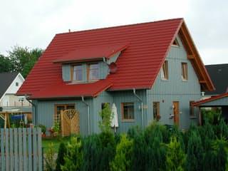 Tineke (KfW-Effizienzhaus 40) von Dammann-Haus Außenansicht 1