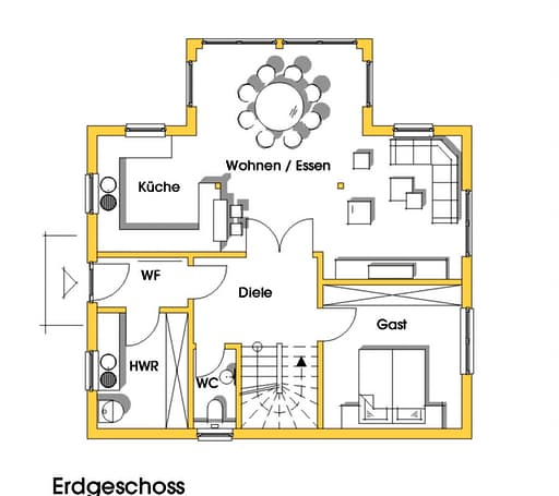 Tineke (KfW-Effizienzhaus 55) floor_plans 1