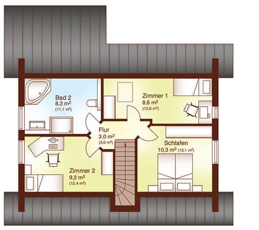 Tönder Floorplan 02